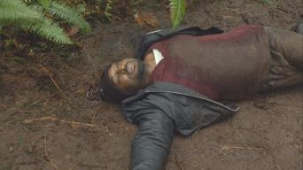 Adrian Holmes in 'Hunt to Kill'