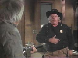Alan Hale Jr. in 'There Was a Crooked Man...'