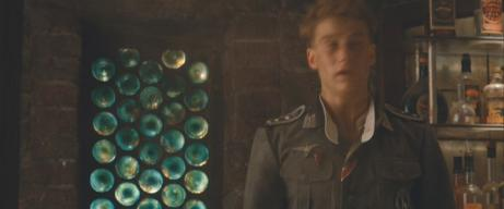 Alexander Fehling in 'Inglourious Basterds'