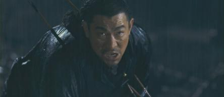 Andy Lau in 'The Warlords'
