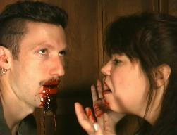 Bill Homan (with Amy Lynn Best) in 'Severe Injuries'
