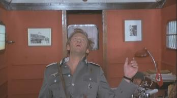 Bo Svenson in 'The Inglorious Bastards'