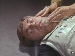 Budd Albright in 'Star Trek: The Man Trap'