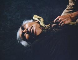 Chief Dan George in 'Cancel My Reservation'