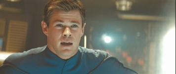 Chris Hemsworth in 'Star Trek' (2009)