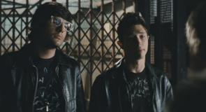 Craig Strickland (with Joe Dinicol) in 'Scott Pilgrim vs. the World'