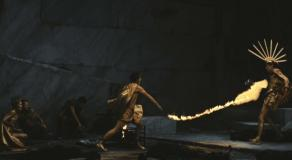 Daniel Sharman's death in 'Immortals'