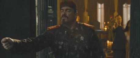 David Zayas in 'The Expendables'