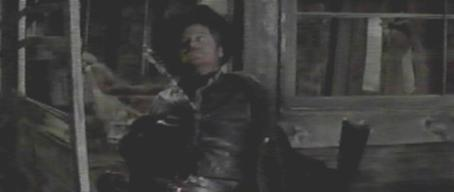 DeForest Kelley in 'The Law and Jake Wade'