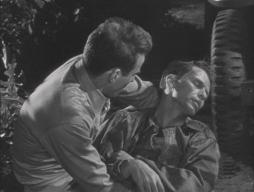 Frank Sinatra (with Montgomery Clift) in 'From Here to Eternity'
