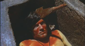 Gary Hamilton in 'Tower of Evil'
