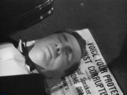 George Bancroft in 'Angels with Dirty Faces'