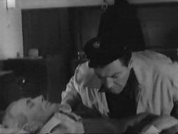 Gerard Heinz (with Robert Taylor) in 'The House of the Seven Hawks'
