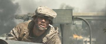 Gino Anthony Pesi in 'Battle: Los Angeles'