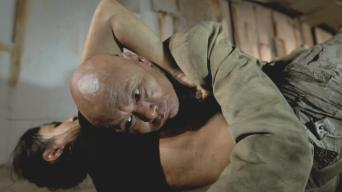 Gordon Liu (with Ammara Siripong) in 'Kill 'Em All'