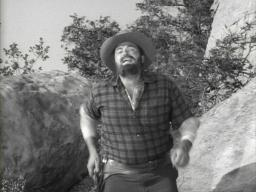 Gregg Palmer in 'The Wild Wild West: The Night of the Human Trigger'