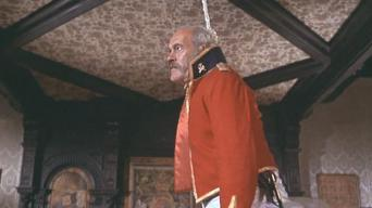 Harry Andrews in 'The Ruling Class'