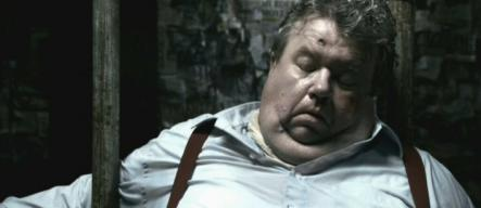 Ian McNeice in 'Freeze Frame'