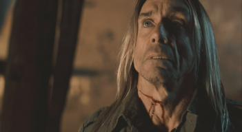 Iggy Pop in 'Suck'