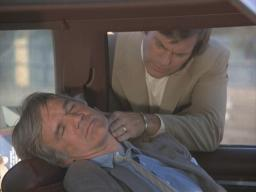 Jack Riley (with Robert Wagner) in 'Hart to Hart: 'Tis the Season to Be Murdered'