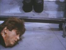 James Lorinz' severed head in 'Frankenhooker'