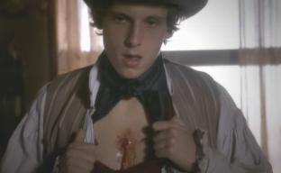 Jamie Bell in 'Dear Wendy'