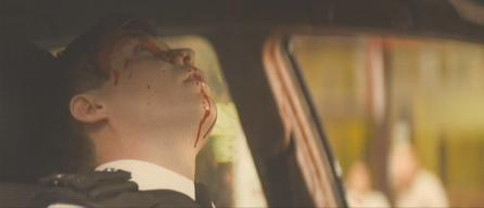 Joe Dempsie in 'Blitz'