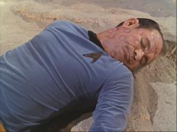 John Arndt in 'Star Trek: The Man Trap'
