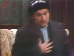 John Belushi in 'Saturday Night Live' (Oct. 11, 1975)