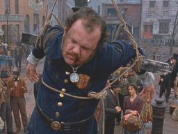 John C. Reilly in 'Gangs of New York'