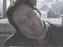 John Cusack in 'The Jack Bull'
