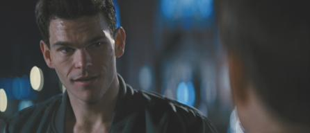 Josh Helman before his off-screen death in 'Jack Reacher'