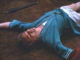 Kenneth Mars in 'Murder, She Wrote: Footnote to Murder'