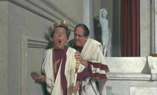 Kenneth Williams in 'Carry On Cleo'
