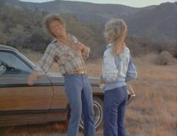 Kurt Grayson (with Farrah Fawcett) in 'Charlie's Angels: Hellride'