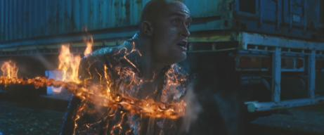 Laurence Breuls in 'Ghost Rider'