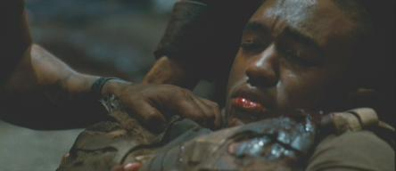 Lee Thompson Young in 'The Hills Have Eyes II'