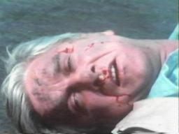 Leslie Nielsen in 'Project: Kill'