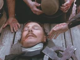 Liam Neeson in 'Gangs of New York'