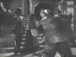 Lionel Atwill in 'The Three Musketeers' (1939)