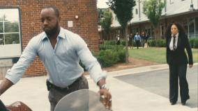 Malik Yoba (with Janet Jackson) in 'Tyler Perry's Why Did I Get Married Too?'
