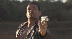 Mario Van Peebles in 'Raw Nerve'