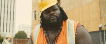Mark Henry in 'MacGruber'