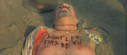 M.C. Gainey in 'Club Dread'