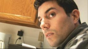 Micah Sloat in 'Paranormal Activity'