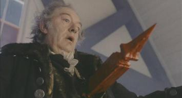 Michael Gambon in 'Sleepy Hollow'