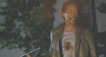 Morgan Freeman in 'Street Smart'