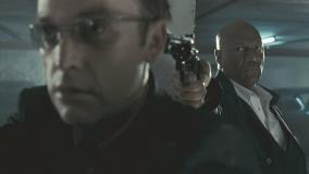 Nick Rowntree (with Ving Rhames) in 'The Tournament'