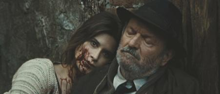 Omero Antonutti (with Valentina Cervi) in 'Miracle at St. Anna'
