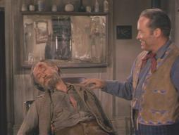 Paul E. Burns (with Bob Hope) in 'Son of Paleface'